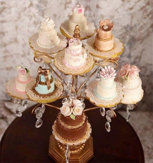 десерт в стиле рококо