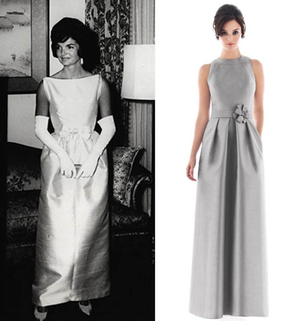Jackie Kennedy Inspired Dresses | Weddings Dresses